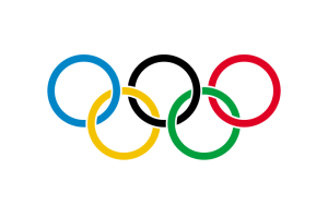 олимпийские кольца картинки цвета