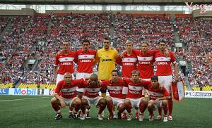 когда был основан спартак москва футбольный клуб